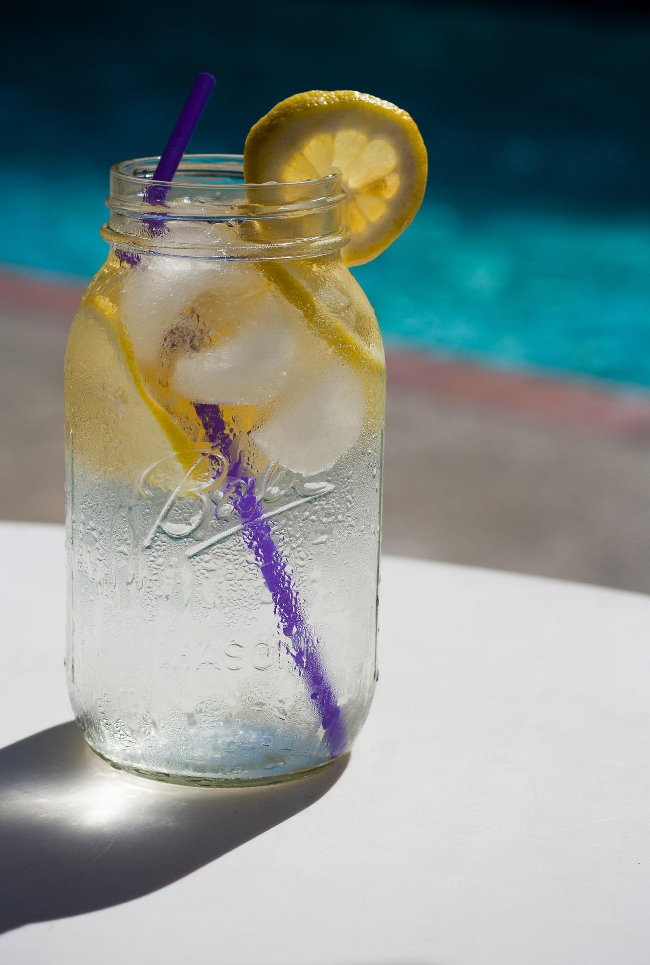 Delicious gut friendly stevia lemonade recipe